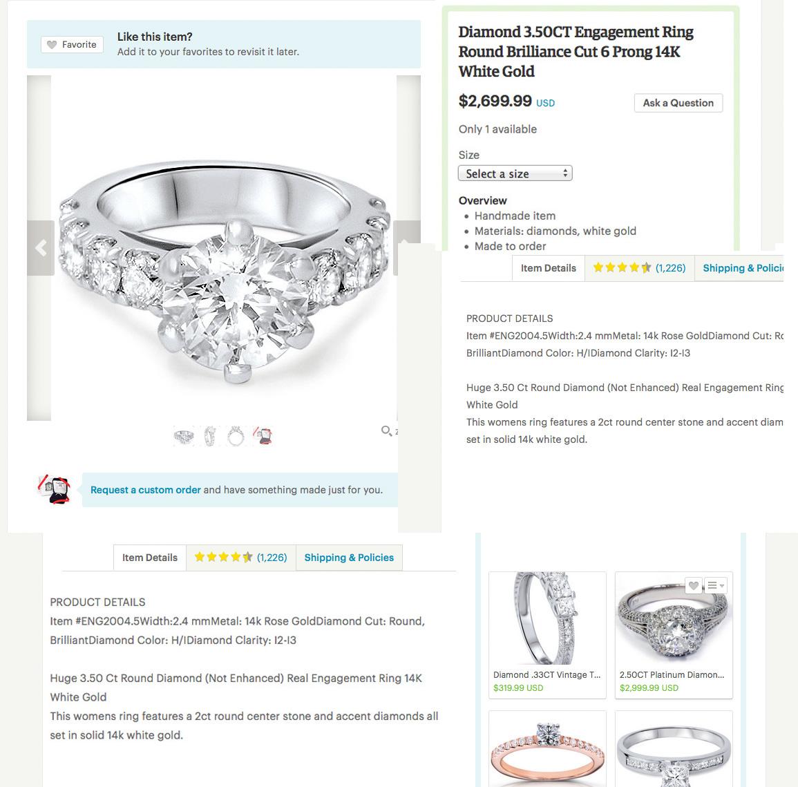 Pompei Eng Ring