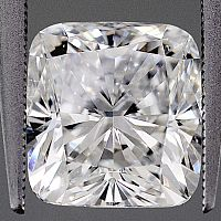 2.51 GIA Cushion Cut Diamond F/SI1++