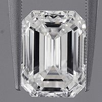 3.31 GIA Emerald Cut Diamond - I/VS1