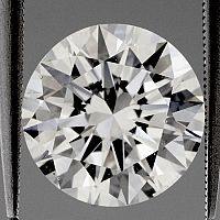 3.01 GIA Round Brilliant Diamond - IDEAL CUT J/SI1